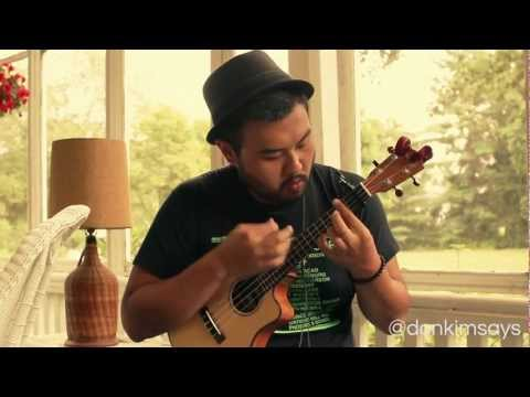 The Girl (Cover) - City and Colour - Ukulele