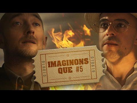 Vidéo IMAGINONS QUE #5 - Comédien et voix off du programme