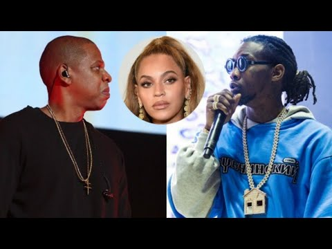 DId Jay Z pull up on Offset over Beyonce