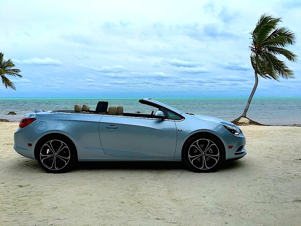 2016 Buick Cascada Turbo Convertible First Drive Review 2 Of You