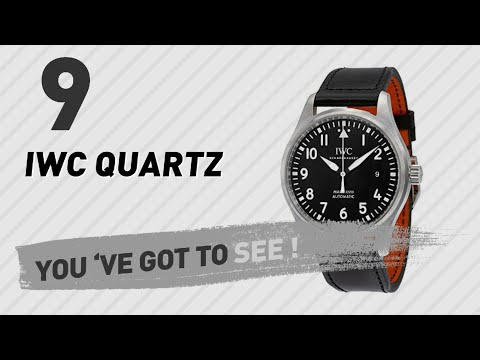 Top 10 IWC Quartz // New \u0026 Popular 2017