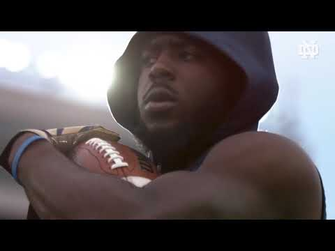 """2018 Notre Dame Fighting Irish College Football Playoff Hype Video 