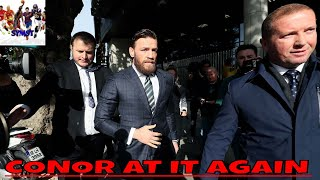 Master Mind Competition Conor McGregor