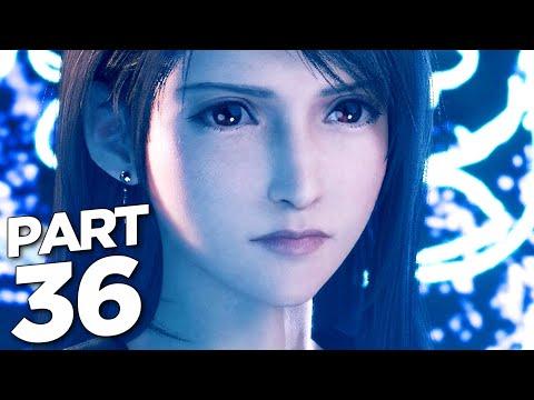 FINAL FANTASY 7 REMAKE Walkthrough Gameplay Part 36 - HAUNTED (FF7 REMAKE)