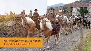 Geschichten vom Brainpoldhof #1: Leonhardi