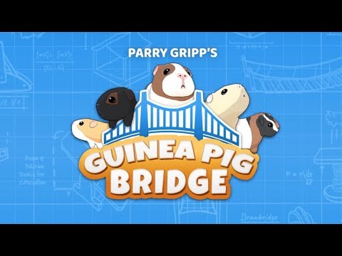 Guinea Pig Bridge! THE GAME!!! FREE from TBA Games and Parry Gripp