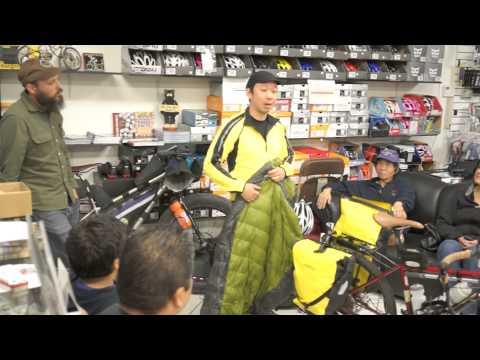 Bike Touring 101 - Part 4