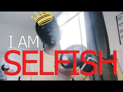 HOW TO BE SELFISH | Increase Self-Respect, Self-Esteem, Self-Confidence & Self-Worth
