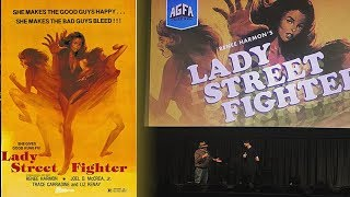 Lady Street Fighter (1981) interview with Director James Bryan