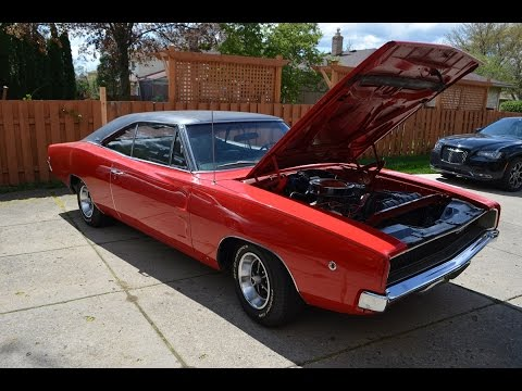 1968 Dodge Charger auto appraisal and inspection Detroit Mi 800-301-3886