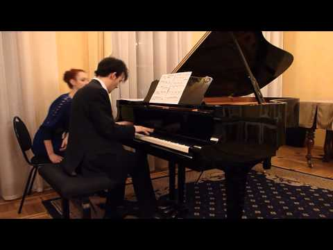 2013: Piano - Classical music for solo piano - Moscow Conservatory