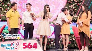 Bạn Muốn Hẹn Hò | Tập 564 FULL: Quyền Linh trở thành hình mẫu lý tưởng của cô nàng xinh cực phẩm