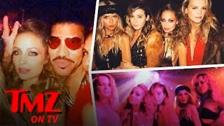 "Nicole Richie Parties ""All Night Long"" for 35th Birthday (TMZ TV)"