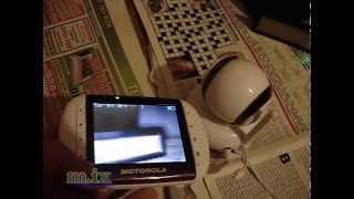 Ta'mirlash video bola g'amxo'rlik Motorola MBP36 ta'mirlash chaqaloq monitorlar
