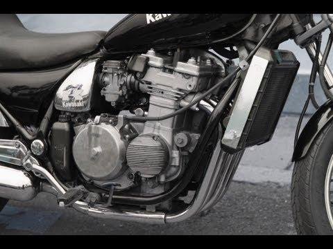 17. Kawasaki ZL400 Eliminator motorcycle engine start and driving videos