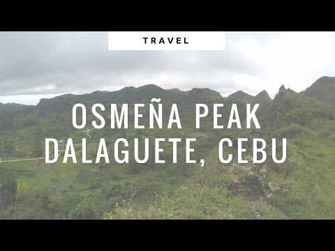 Fogged Up Osmeña Peak at Dalaguete, Cebu