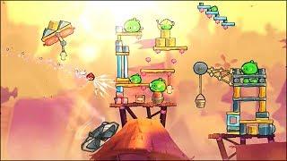 Angry Birds 2: Level 114 (Shangham)