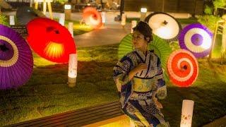2016年 夏 Amanohashidate Experience 砂浜ライトアップ ビーチサイドバ...