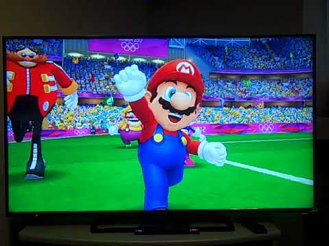 Mario & Sonic at the London 2012 Olympic Games (Wii) Part 3: All Events (3/3)