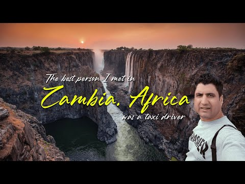 The Best Person I Met in Zambia Africa was a Taxi Driver