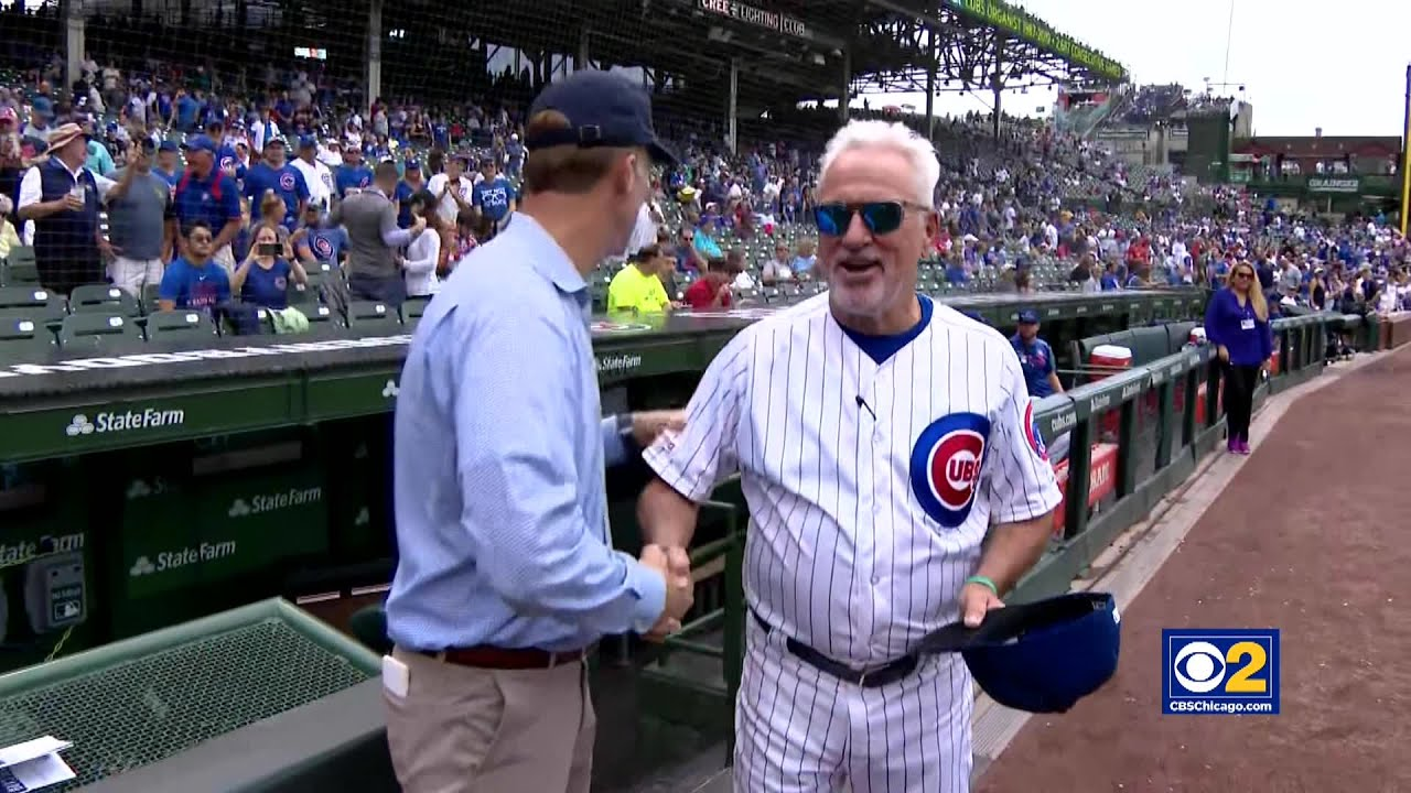 Joe Maddon is out as the Chicago Cubs manager after 5 seasons