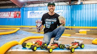 MASTERS OF DIRT 2018    17.5 2wd, 13.5 4wd, 13.5 Stadium Truck