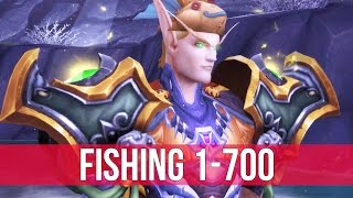 World of Warcraft: Most Boring WoW Video Ever? (Fishing 1-700)