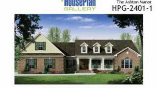 Www.houseplangallery.com - French Country House Plans