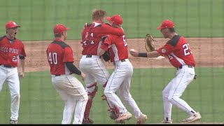 Bellefonte baseball wins third district title in four years