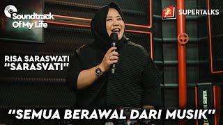 RISA SARASWATI / SOUL WITH SUPER TALKS