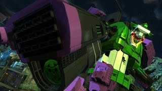 LEGO Batman 2: DC Super Heroes Walkthrough - Chapter 13 - A Desperate Plan