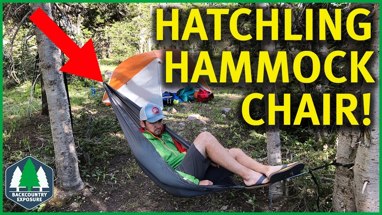 terrapin hatchling   wicked awesome hammock chair    backcountry exposure terrapin hatchling   wicked awesome hammock chair      youtube  rh   youtube