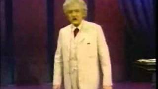Hal Holbrook 1967 / Mark Twain Tonight!