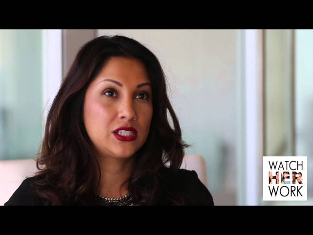 Time: Be In The Moment, Nancy Almodovar | WatchHerWorkTV