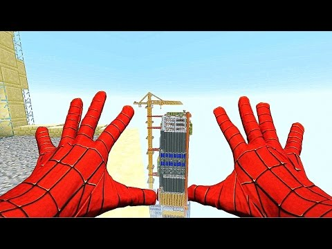 REALISTIC MINECRAFT ~ SPIDERSTEVE