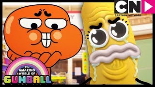 Gumball | Banana Joe The Weekday Friend | The Promise | Cartoon Network