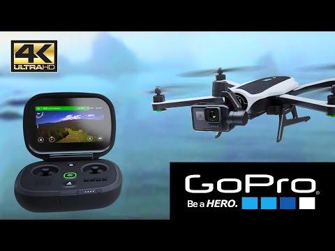 GoPro Karma, Hero 5 e Session che spettacolo - 4K UHD ITA