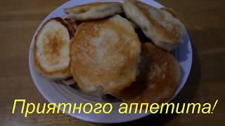 Аpple pancakes recipe . Яблочные оладьи с медом. Вкусные оладьи. Пошаговый рецепт. Готовим дома.