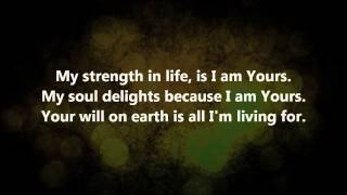 You Are My Passion - Jesus Culture w/ Lyrics