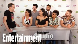 Syfy's 'The Expanse' Cast Teases Betrayal In Season 3 & Much More   SDCC 2017   Entertainment Weekly