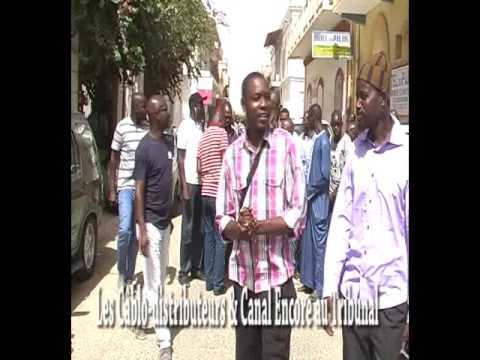 Sénégal   Les Câblo distributeurs et Canal + Horizon Encore au Tribunal