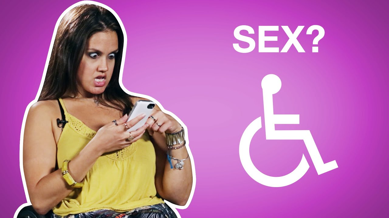 Can People In Wheelchairs Have Sex