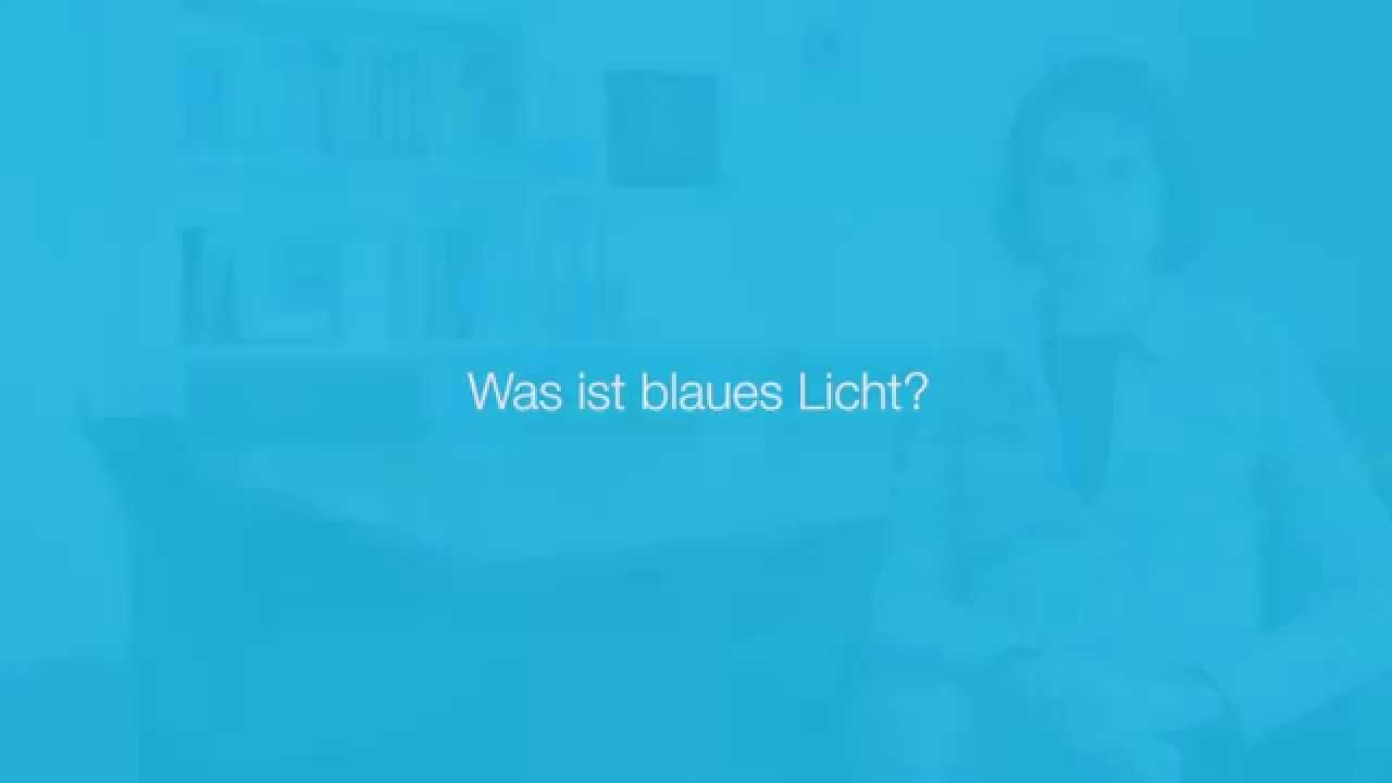 Blaues Licht Schädlich Für Die Augen