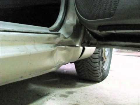 Ремонт Mazda 626 2000 года выпуска (СТО г. Кременчуг)