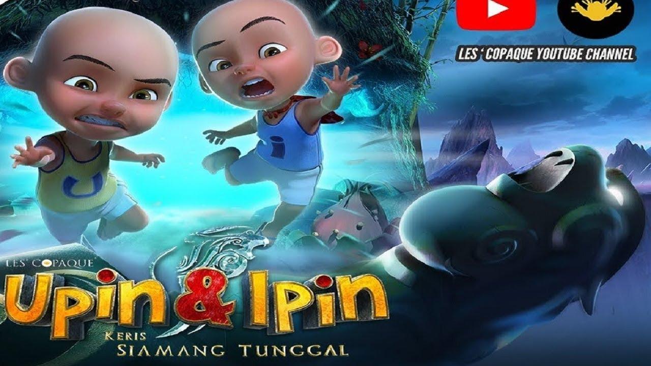 Upin & Ipin Keris Siamang Tunggal Episode terbaru 2019 - YouTube