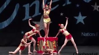 "Dance Moms -  ""Tribal Council"" Group Dance (Full Dance)"