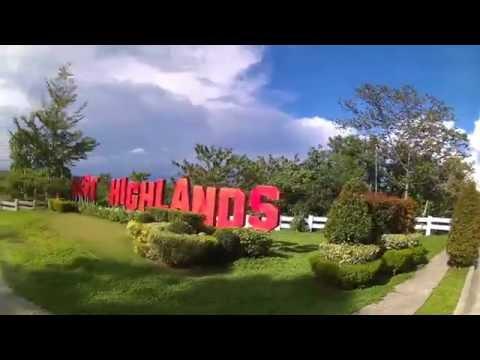 West Highlands Butuan tour