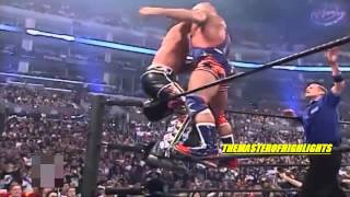 Kurt Angle VS Shawn Michaels Wrestlemania 21 Highlights [HD]