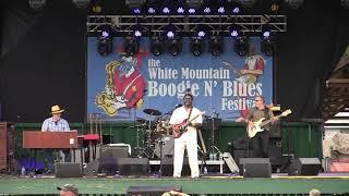 Chris Beard at The White Mountain Boogie 2019
