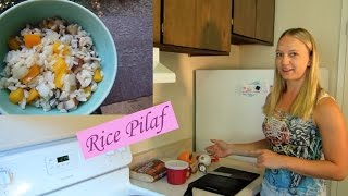 Rice Pilaf Dinner